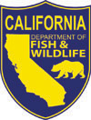 Calif Department of Fish and Wildlife