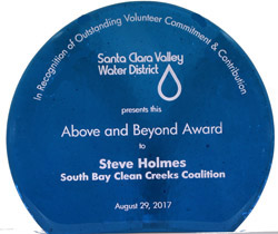 Silicon Valley Water District award